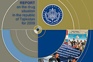 Clipping of the Report's cover page