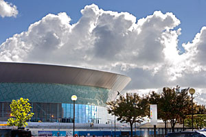 Liverpool Arena and Convention Centre, venue of the conference